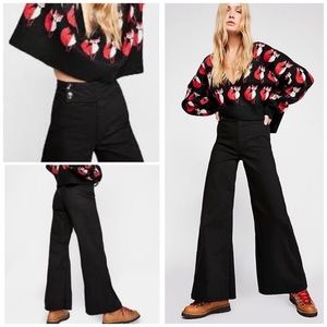 New Free People Youthquake Bell Bottom Pants
